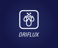 Driflux (Image of water drops)
