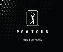 PGA Tour Men's Apparel